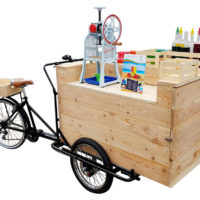 Granita Shaved Ice Hawaice Cargo Bike Nordik 01